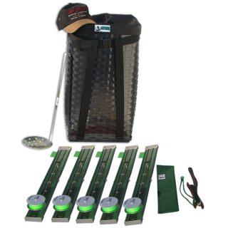 Jack's NEON Ultimate Ice Fishing Pack