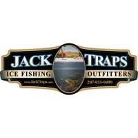 "Jack Traps 12"" Decal"