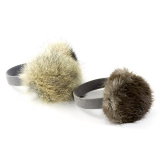 Jack Traps Maine Fur Ear Muffs