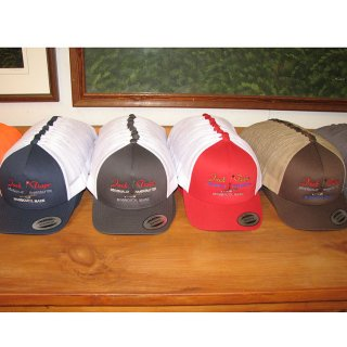Jack Traps Trucker Style Snapback Hat