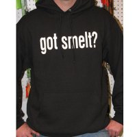 Jack Traps 'Got Smelt?' Sweatshirt